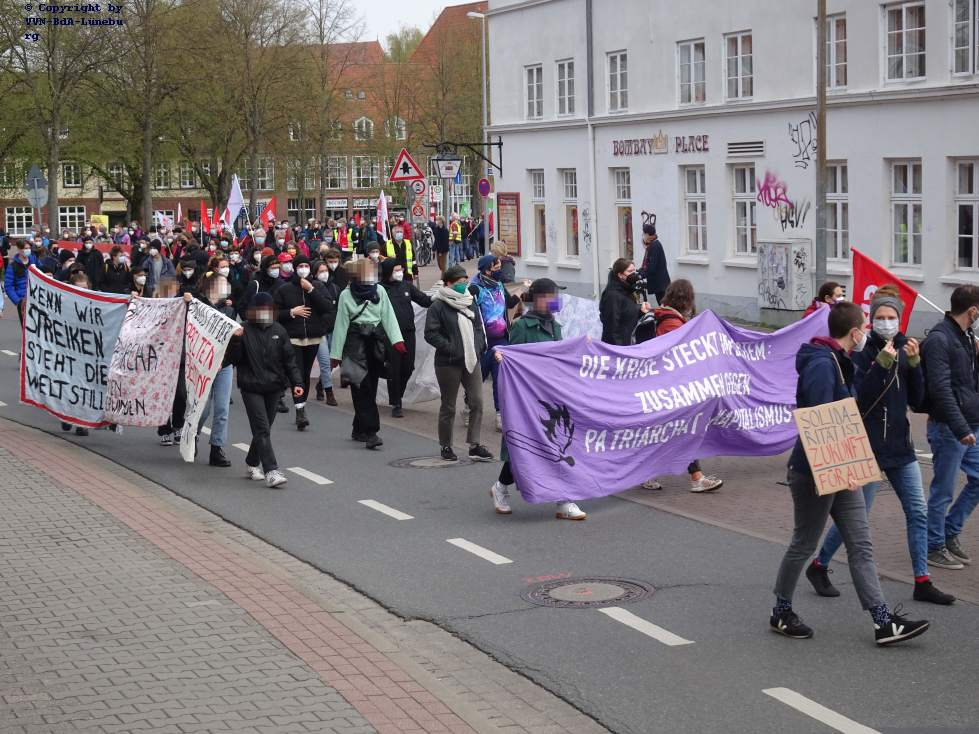 1.Mai_Demonstration_2021_Lueneburg_29