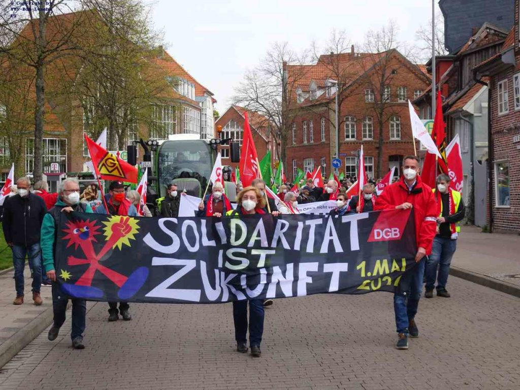 1.Mai_Demonstration_2021_Lueneburg_3